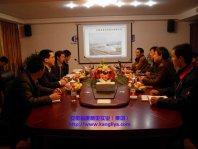 3月12日中国南车时代电气考察组来我司莅临